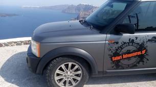 4x4-Santorini-All-inclusive Jeep Tour in Santorini-6