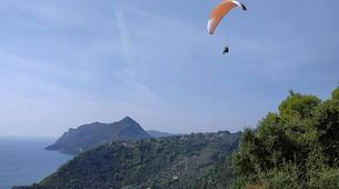 Paragliding-Corfu-Tandem paragliding flight in Corfu-4