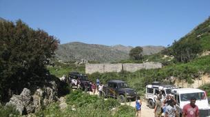 4x4-Chania-All-inclusive Jeep Tour in the White Mountains of Crete, Chania-1