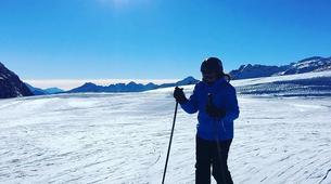 Backcountry Skiing-Madesimo-5-day freeriding skiing trip in Madesimo-1