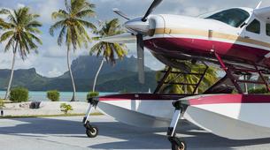 Vols Panoramiques-Bora Bora-Découverte de Maupiti - Vol panoramique en avion et croisière depuis Bora Bora-5