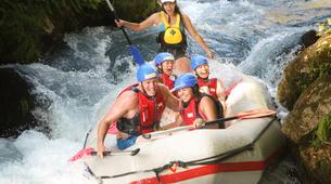 Rafting-Omiš-Descente en Rafting sur la Rivière Cetina et Spéléologie à Omis-1