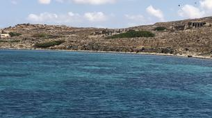 Sailing-Mykonos-All Inclusive Sailing Yacht Cruise to South Mykonos Beach, Rhenia & Delos Islands-1