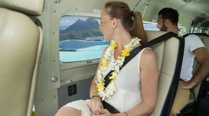 Vols Panoramiques-Bora Bora-Découverte de Maupiti - Vol panoramique en avion et croisière depuis Bora Bora-2
