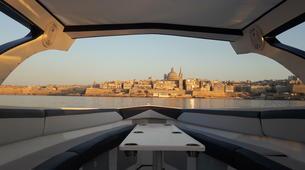 Jet Boat-Malte-Private Boat Charter tours in Malta-3