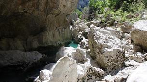 Randonnée / Trekking-Gorges du Verdon-Randonnée sur le Sentier de l'Imbut, Gorges du Verdon-4