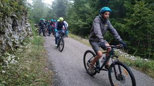 Mountain bike-Annecy-Downhill Mountain Biking in Semnoz, Annecy-1