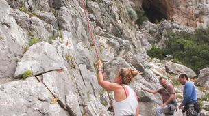 Rock climbing-Rhodes-Rock Climbing and Abseiling in Rhodes-6
