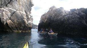 Kayak de mer-Taormine-Guided Kayak Tour along the Taormina Coast-2