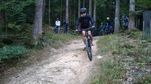 Mountain bike-Annecy-Downhill Mountain Biking in Semnoz, Annecy-4