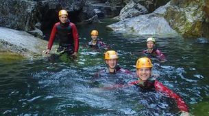 Canyoning-Salzbourg-Tour de canyoning à l'Almbachklamm près de Salzbourg-3