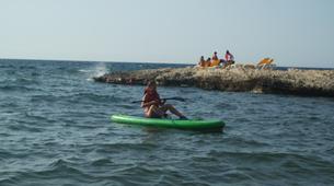 Stand Up Paddle-Bastia-Location Stand Up Paddle dans le golfe de Saint Florent, Haute Corse-4