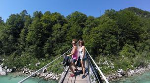 Stand up Paddle-Bovec-Einzigartige SUP-Tour im Soca-Tal, Slowenien-4