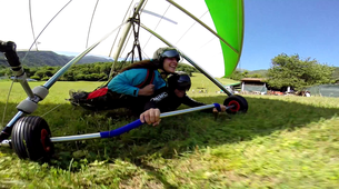 Hang gliding-Lake Garda-Tandem Hang Gliding Flight over Lake Garda-5