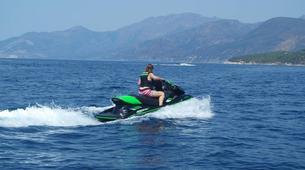 Jet Ski-Bastia-Randonnée en jet ski dans le golfe de Saint Florent, Haute Corse-2