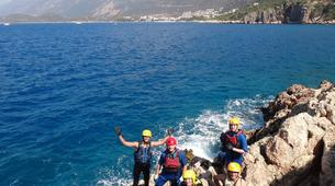 Coasteering-Kas-Coasteering in Kas, Turkey-8