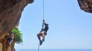 Rock climbing-Rhodes-Rock Climbing and Abseiling in Rhodes-1