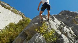 Escalada-Verdon Gorge-Climbing for beginners in Verdon Gorge, France-3
