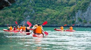 Canoë-kayak-Gorges du Verdon-Location Canoë-Kayak sur le Lac de Castillon, près de Castellane-4