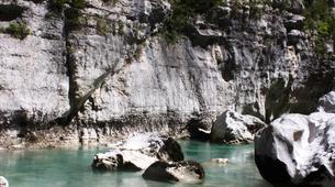Randonnée / Trekking-Gorges du Verdon-Randonnée sur le Sentier de l'Imbut, Gorges du Verdon-6