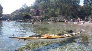 Kayak de mer-Taormine-Guided Kayak Tour along the Taormina Coast-3