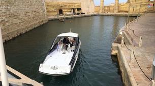 Jet Boat-Malte-Private Boat Charter tours in Malta-5