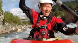 Canoë-kayak-Voss-River Kayaking Courses Beginner to Intermediate, in Voss-4