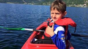 Kayak de mer-Voss-Sea Kayak Rental in Voss-2