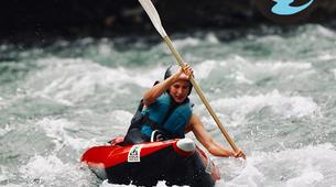 Canoë-kayak-Hautes-Pyrénées-Descente en Kayak sur le Gave de Pau, Hautes Pyrénées-6