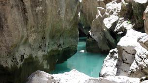 Randonnée / Trekking-Gorges du Verdon-Randonnée sur le Sentier de l'Imbut, Gorges du Verdon-3