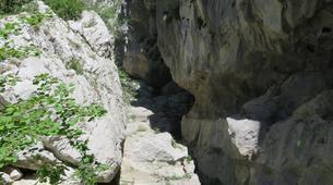 Randonnée / Trekking-Gorges du Verdon-Randonnée sur le Sentier de l'Imbut, Gorges du Verdon-1