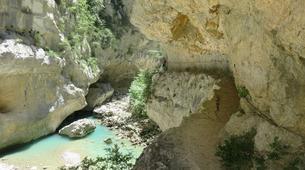 Randonnée / Trekking-Gorges du Verdon-Randonnée sur le Sentier de l'Imbut, Gorges du Verdon-2