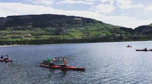 Kayak de mer-Voss-Sea Kayak Rental in Voss-3