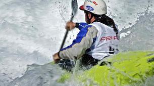 Canoë-kayak-Voss-River Kayaking Courses Beginner to Intermediate, in Voss-6