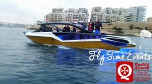 Jet Boat-Malte-Private Boat Charter tours in Malta-2