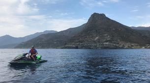 Jet Ski-Bastia-Randonnée en jet ski dans le golfe de Saint Florent, Haute Corse-1