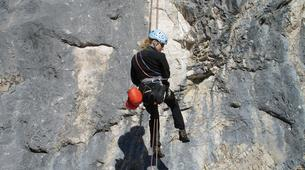 Klettern-Zell am See-Kletterkurs in der Gasteinerklamm-Schlucht, bei Taxenbach-2