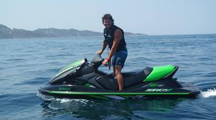 Jet Ski-Bastia-Randonnée en jet ski dans le golfe de Saint Florent, Haute Corse-6
