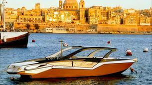 Jet Boat-Malte-Private Boat Charter tours in Malta-4