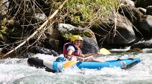 Canoë-kayak-Hautes-Pyrénées-Descente en Kayak sur le Gave de Pau, Hautes Pyrénées-3