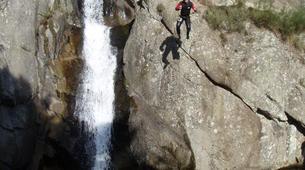 Canyoning-Ardèche-Aerocanyon Ad' dans les Gorges de la Besorgues en Ardèche-6