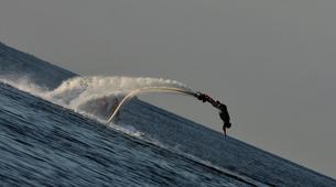 Flyboard/Hoverboard-Bastia-Flyboard dans le golfe de Saint Florent, Haute Corse-2