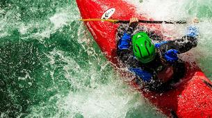 Canoë-kayak-Voss-River Kayaking Courses Beginner to Intermediate, in Voss-1