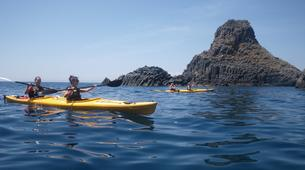 Sea Kayaking-Catania-Guided Kayak Tour along the Coast of Catania-2