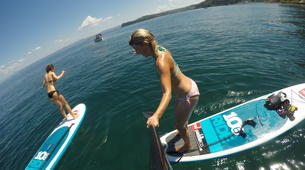 Stand up Paddle-Piran-Einzigartige Seaside SUP Tour in Piran, Slowenien-5