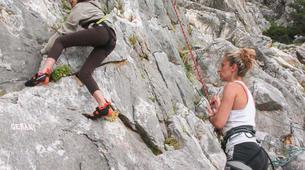Rock climbing-Rhodes-Rock Climbing and Abseiling in Rhodes-5
