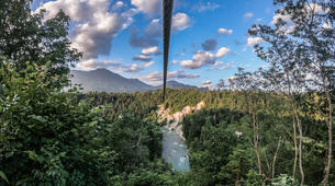 Zipline-Bled-Zipline in the Valley of Dolinka River, near Bled-3