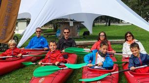 Kayak de mer-Voss-Sea Kayak Rental in Voss-5