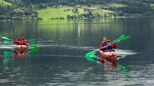 Kayak de mer-Voss-Sea Kayak Rental in Voss-1