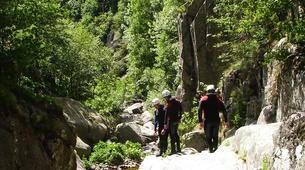 Canyoning-Ardèche-Aerocanyon Ad' dans les Gorges de la Besorgues en Ardèche-2